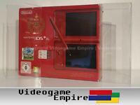 1x Schutzhülle für Nintendo DSi XL Super Mario 25th Anniversary OVP Verpackung