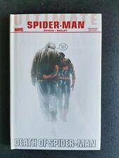 Ulimate Comics Spider man: Death of Spider-man  Hardcover