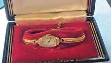 Vintage Hamilton Ladies Wrist Watch - with original Box