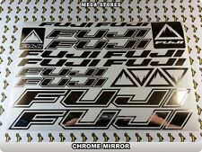FUJI Stickers Decals Bicycles Bikes Cycles Frames Forks Mountain MTB BMX 59DZ