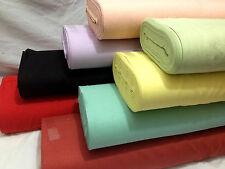 * Neuf * Qualité Supérieure égyptien Lin Robe/CHEMISES/artisanat tissu 22 Couleu...