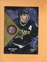 1995 96 SCORE BORDER BATTLE #9 MIKE MODANO DALLAS STARS