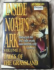 Inside Noah's Ark Volume I Tales Of The Grassland DVD Used Great Condition
