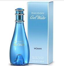 Davidoff - Coolwater woman 100 ml EDT Spray Neu und Originalverpackt