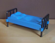 PLAYMOBIL (B4256) WESTERN - Lit Bleu Foncé 3768 3769 3773 3806