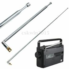 Full-channel AM FM Radio Telescopic Antenna Replacement 63cm Length 4