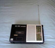ITT RC 500 Mains Battery Radio Cassette player/recorder