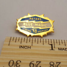 """VINTAGE 1978 PETERS """"BLUE MAGIC"""" GRAND AMERICAN PIN - NEW - FREE SHIPPING"""