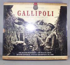 Gallipoli Centenary Edition - Brand New Hardcover in Slipcase