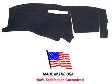 1994-1996 Chevy Corvette Black Carpet Dash Cover Mat Pad CH30-5 Made in the USA