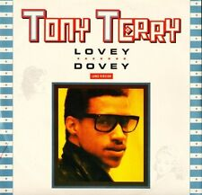 "TONY TERRY lovey dovey TONY T2 uk epic 1988 12"" PS EX/EX"