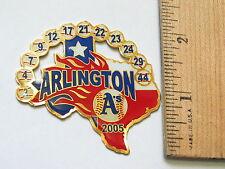 Arlington A's Baseball Lapel Pin (#165)