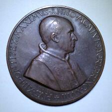 Medaglia in bronzo del Pontificato di Pio XII