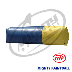 Mighty Paintball Air Bunker (Inflatable Bunker) - Giant Beam