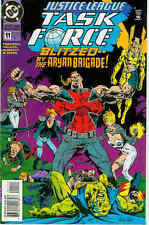 Justice League Task Force # 11 (estados unidos, 1994)