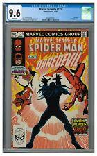 Marvel Team-Up #123 (1982) Bronze Age Spider-Man Daredevil CGC 9.6 HH364