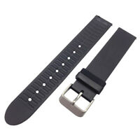 Wrist Band Strap Belt + Clasps For Withings Activite Pop / Steel Watch Black
