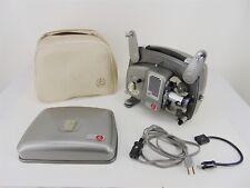 Vintage BOLEX Model: 18-5 Paillard 8mm Projector Swiss w/ Case
