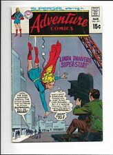 Adventure Comics #391 - Early Bronze Age - Linda Danvers, Super-Star!