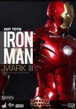 Die-cast Original (Unopened) Iron Man Action Figures