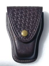 DON HUME LEATHER HANDCUFF CASE C303 vintage