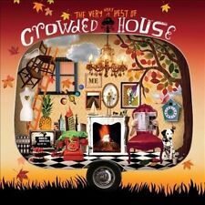 The Very Very Best of Crowded House by Crowded House (CD, Oct-2010, EMI Music Distribution)