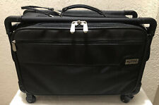 "Tutto 20"" Office on Wheels Bag Case for Laptop 4220BCC Black Used"
