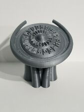 Stargate Sg1 Dhd Dial Home Device -3D Printed Pla Custom 4 Inch 118 Scale