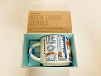 "🦀Starbucks ""Been There Series"" BTS Virginia Mini Mug Ornament NIB (2 oz)🌊"