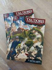 Critical Role: Tal'dorei Campaign setting - Matt Mercer Dungeons & Dragons D&D5e
