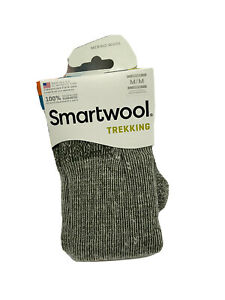 Smartwool Unisex Adults Trekking Heavy Crew Socks Medium Merino Wool Loden NEW