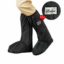 Waterproof Boot Gear Reusable Overshoe Rain Shoe Covers Anti-slip