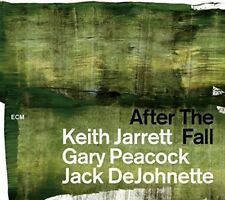 After The Fall - 2 DISC SET - Keith / Peacock,Gary / Dejohnette, (2018, CD NEUF)