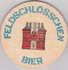 Bierdeckel Schweiz Rheinfelden Feldschlösschen Bier Dicker Bierdeckel 2- 3 mm