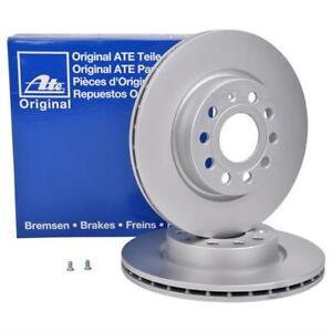 ATE 24.0122-0210.1 Bremsscheiben 2 Stück für VW
