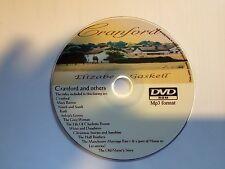 Elizabeth Gaskell audio book collection Mp3 DVD CRANFORD