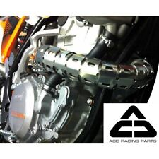 Universal 4 Stroke Exhaust Guard - Heat Shield - Pipe Protector Front Kit - ACD