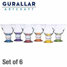 Craft Glass Drinking Glassware with Presentation Box