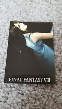 Final Fantasy VIII 8 Perfect Visual Card number 14 triple triad