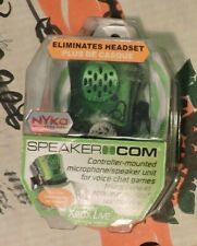 NYKO Speaker COM for Microsoft XBOX Live - BRAND NEW