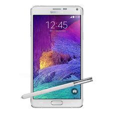 5.7-inch New Samsung Galaxy Note 4 SM-N910A - 32GB Smart phone (Unlocked)- White