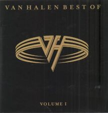 VAN HALEN 1996 CD THE BEST OF Volume 1 - JUMP PANAMA WHY CAN'T THIS BE LOVE 17tr