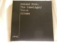 ROLAND KIRK Limelight/Verve Albums Elvin Jones Jaki Byard NEW vinyl 4 LP box set