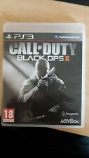 Call of Duty Black Ops II (2) PlayStation 3 (PS3) Game (free postage)