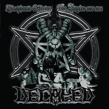 DECAYED - Blasphemic Offering-The Singles 1993-2011 - 2CD - BLACK/THRASH METAL