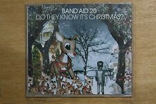 Band Aid 20  ‎– Do They Know It's Christmas?     (C233)