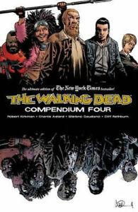 NEW The Walking Dead Compendium Volume 4 By Robert Kirkman Paperback