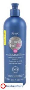 BL Roux Fanci-Full Rinse #49 Ultra White Minx 15.2 oz - Two PACK