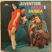JUVENTUDE AMOR E MUSICA SIDNEY JONES BRAZILIAN TEEN BEAT 1968