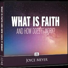 What Is Faith and How Does It Work? - Joyce Meyer - 2 CDs